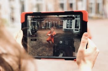 augmented reality stadsspel Gent